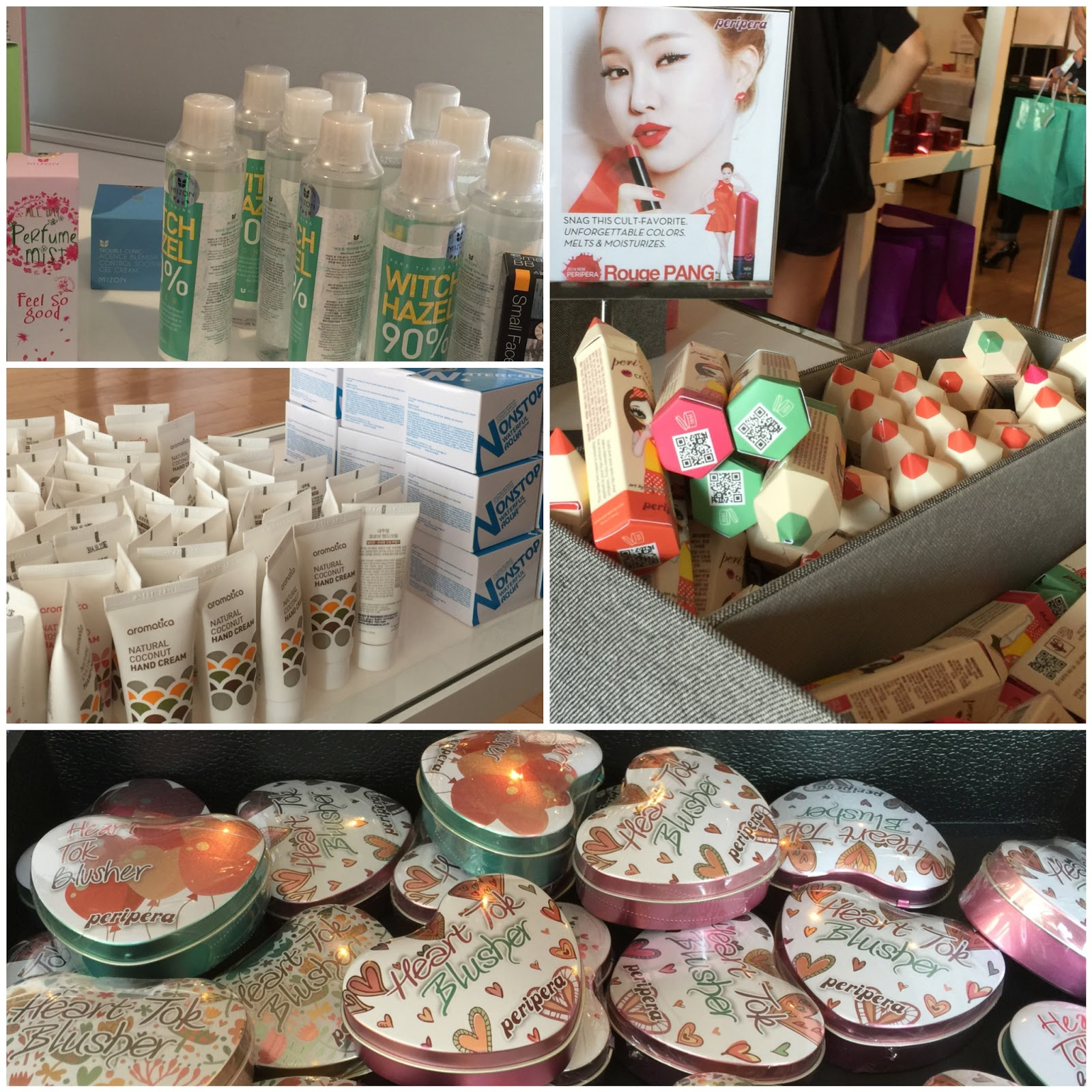 First Ever Korean Beauty Sample Sale