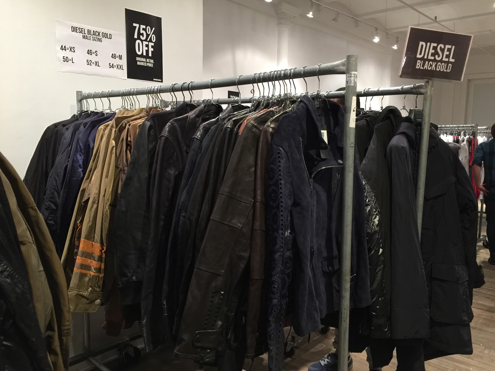 Fuel Your Denim Obsession At The Diesel Sample Sale