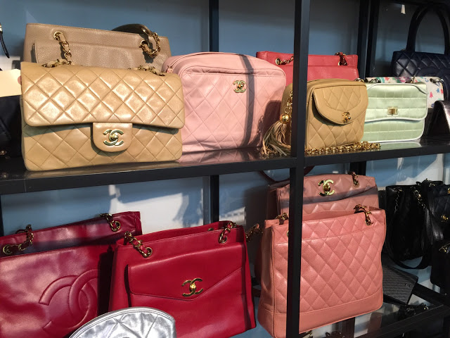 Chanel Overload At What Goes Around Comes Around Sample Sale