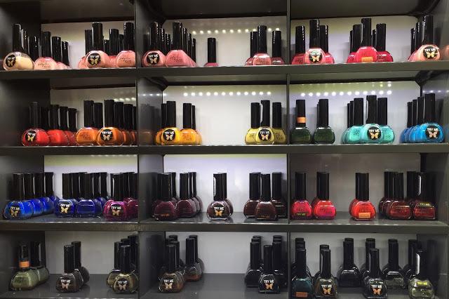 Club Clio nail polish