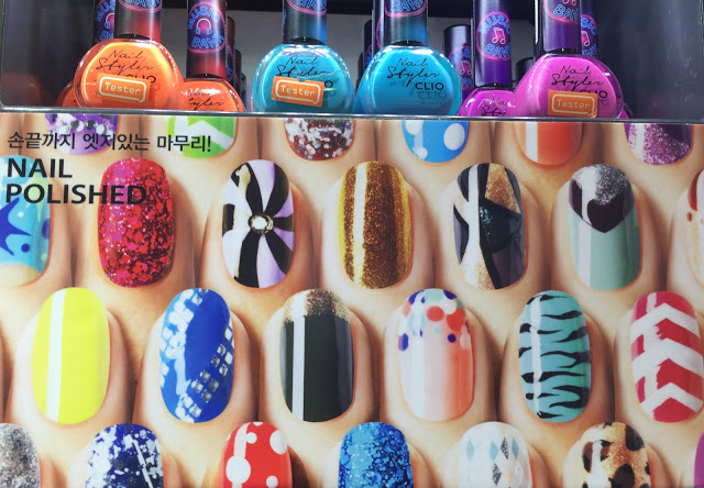Clio nail styler polish