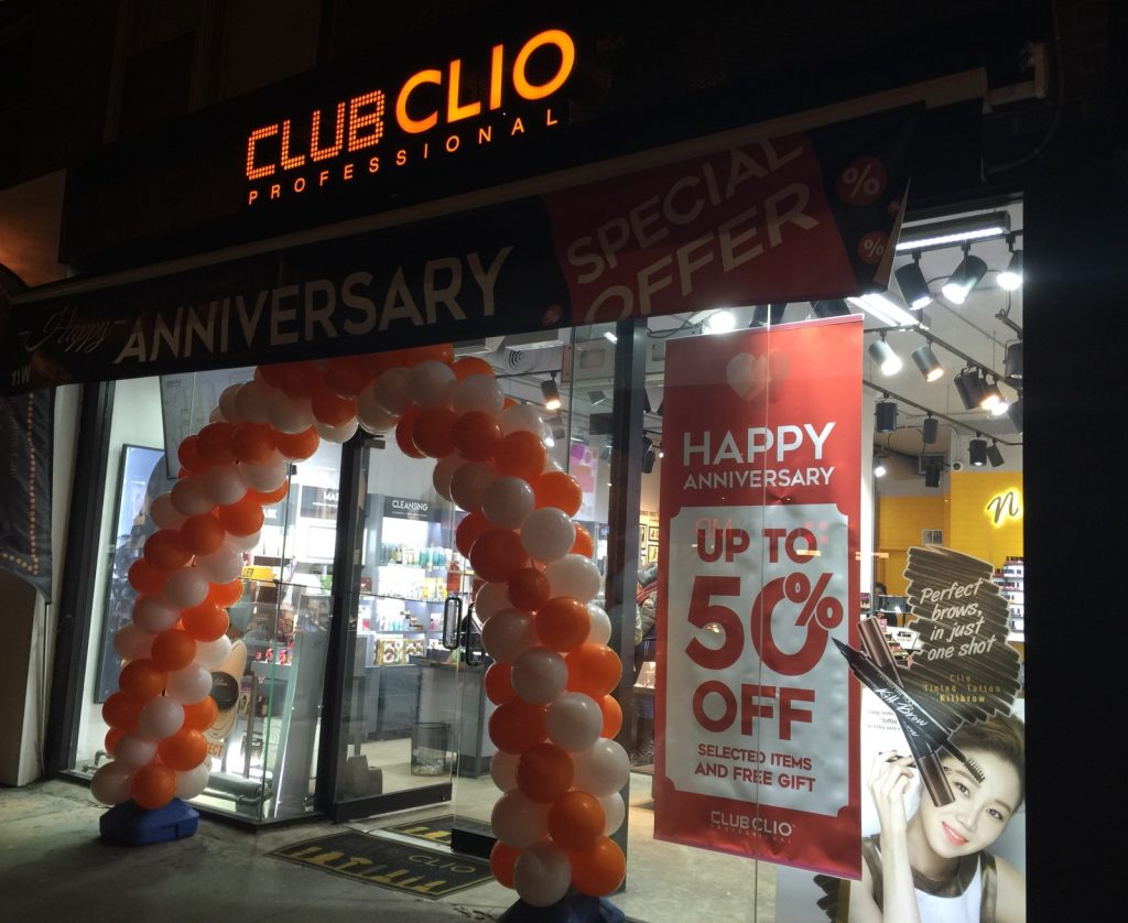 Club Clio Union Square