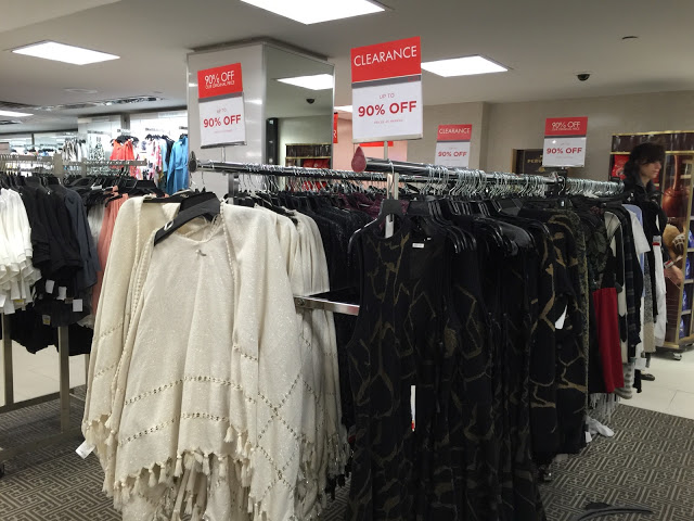 Winter Clearance At Century 21 Stores