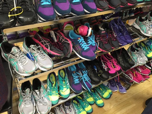 Why You Should Run To ASICS Spring Sample Sale