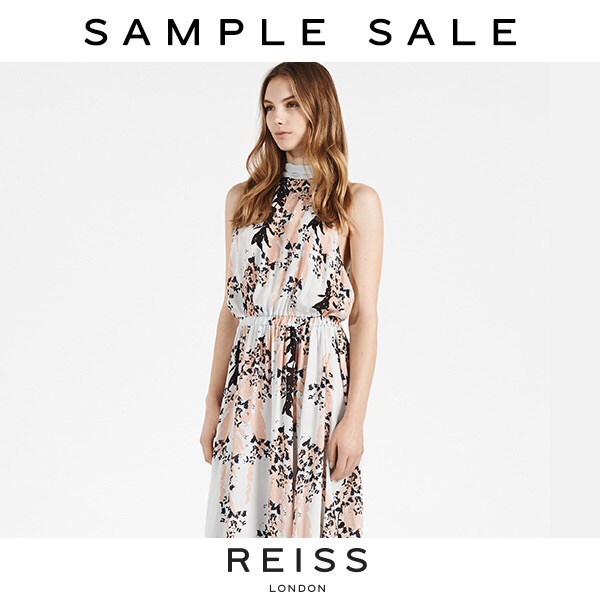 Reiss Sample Sale Starts Tuesday