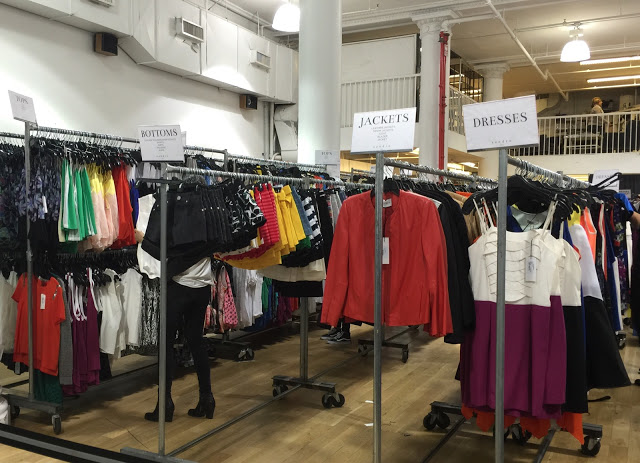A Not So Majestic Sample Sale
