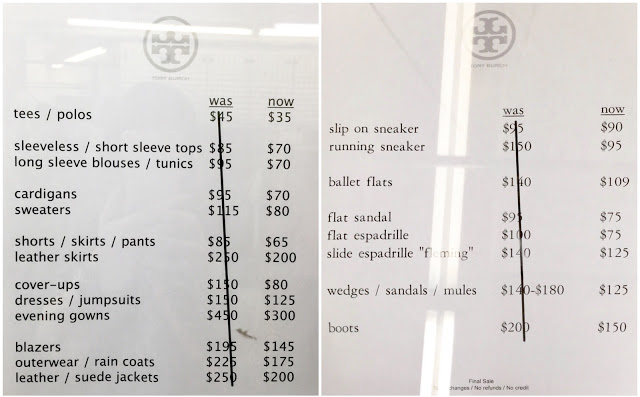 d2944a308d54d9 Additional Discounts At Tory Burch Sample Sale - Practically Haute