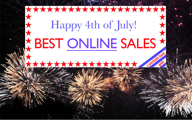 Fourth Of July Online Deals Round-Up