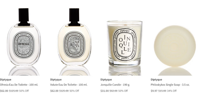 Diptyque Hautelook perfume
