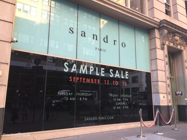 Fall Into Autumn With Sandro