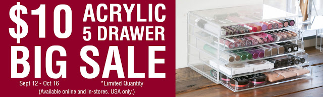 Beauty Deal – Muji Acrylic Drawers