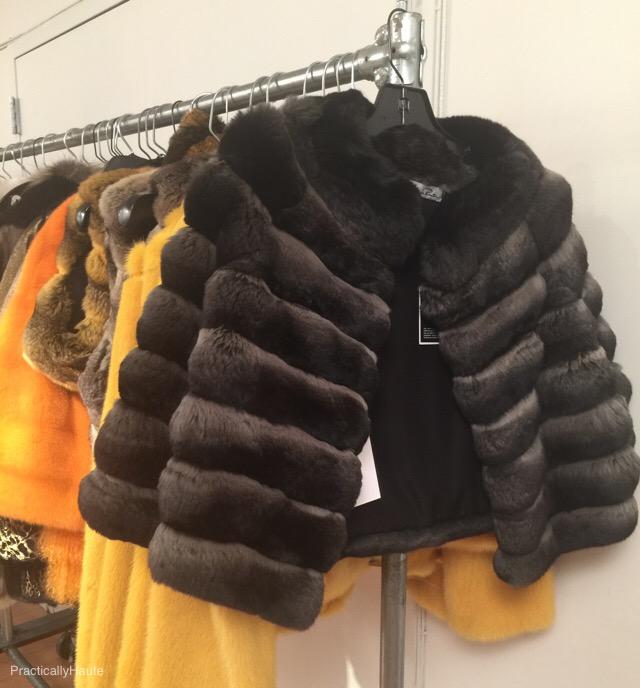 Investment Furs From Oscar de la Renta