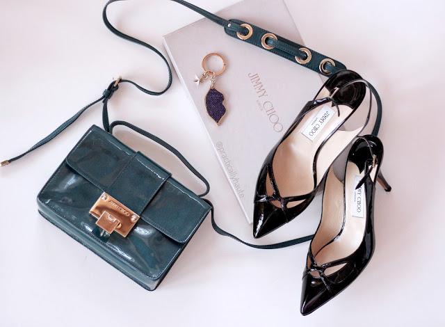 Shoes flatlay Practically Haute