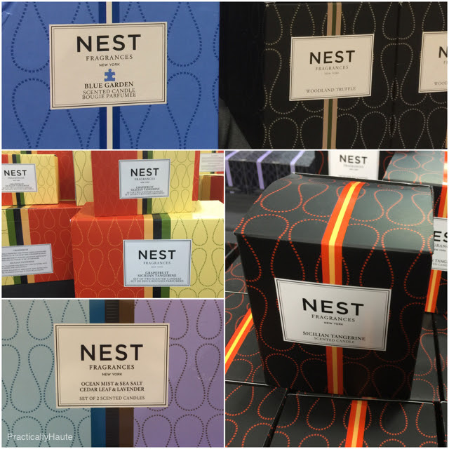 Nest candle sets