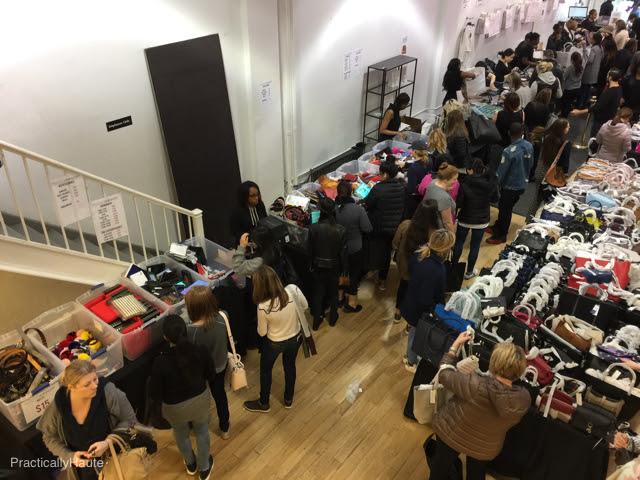 crowded sale