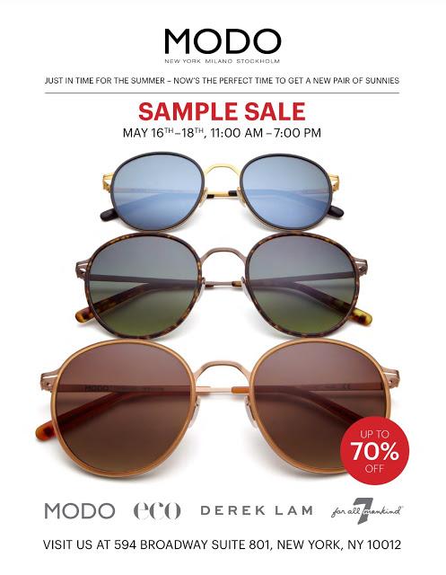 Sunglasses eyeglasses Modo and Eco