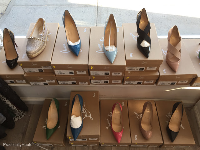 Louboutin Sample Sale Without An Invite?