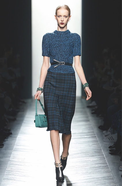 Bottega Veneta sample sale runway look