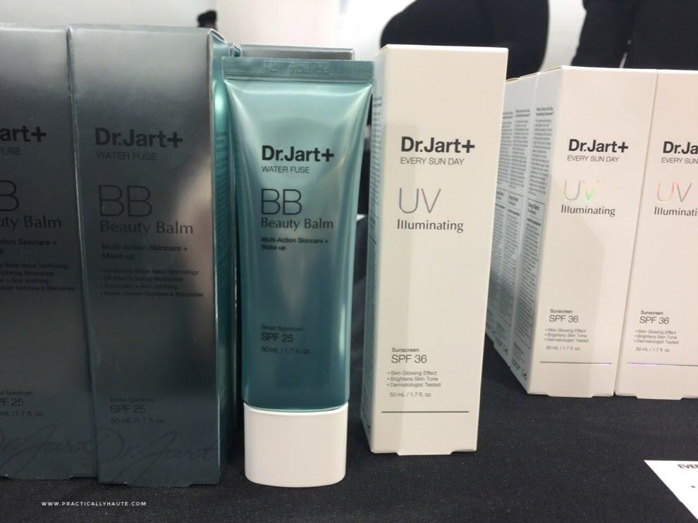 Dr. Jart+ sample sale BB and sunscreen