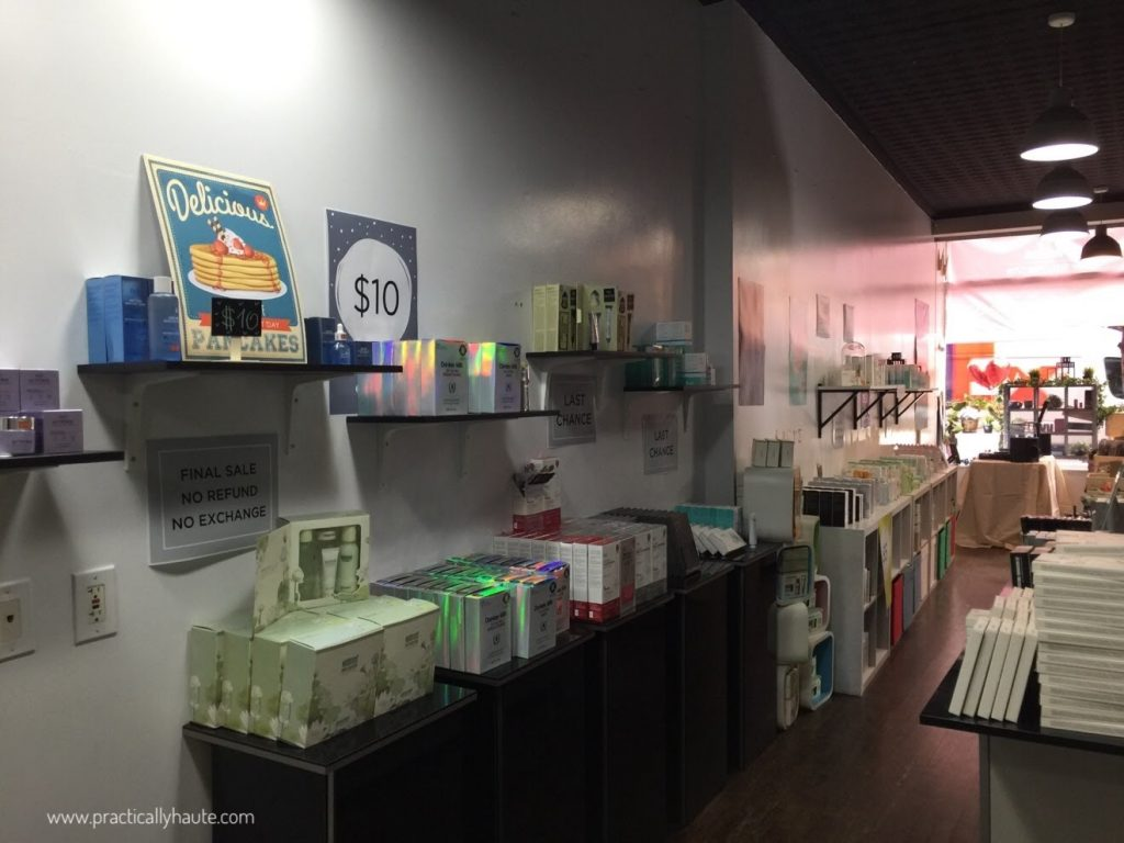 jknlee kbeauty sample sale goodal skincare