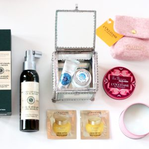 L'occitane beauty freebie gift
