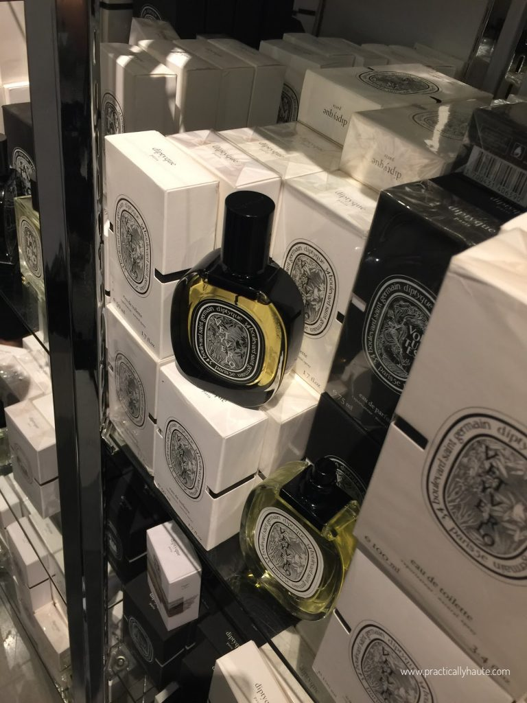 Diptyque sample sale EDT EDP