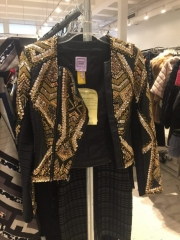 Herve Leger sample sale jacket