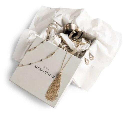 Alexis Bittar jewelry sample sale