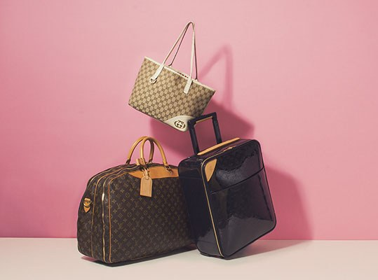 Fresh Markdowns and Bargain Louis Vuitton Bags at LXR & Co. Sample Sale