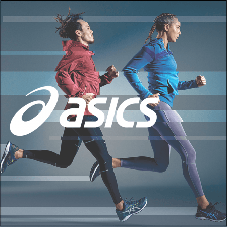 ASICS sample sale NYC