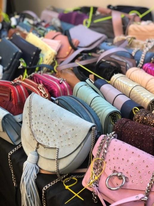 Rebecca Minkoff 260 sample sale handbags