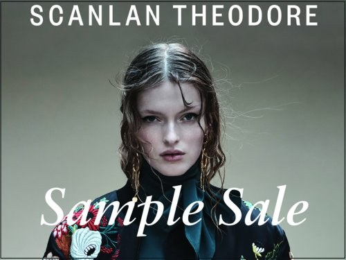 scanlan theodore sample sale