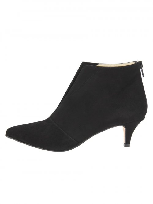 Butter shoes booties sample sale