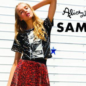 Alice Olivia sample sale