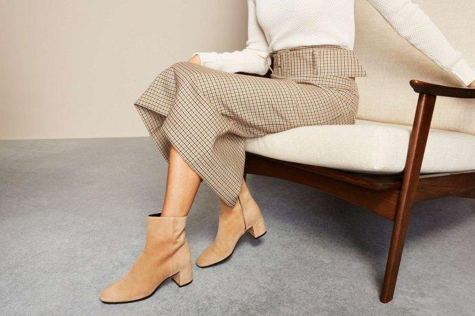 m.gemi shoe boots sample sale