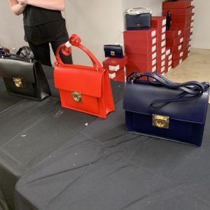 Ferragamo NYC sample sale bags